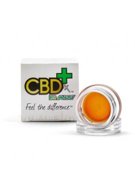 CBD Concentrated Wax Dab 300mg